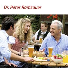 Informationsseiten ueber Dr. Peter Ramsauer, MdB und Bundesminister für Verkehr, Bau und Stadtentwicklung.