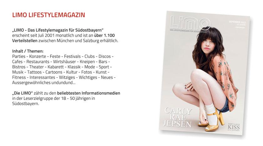 Das Lifestylemagazin für Südostbayern