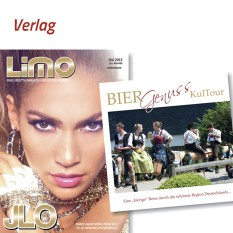 LIMO-Magazin, das Lifestylemagazin für Suedostbayern, erscheint monatlich und ist kostenlos an ueber 1100 Verteilstellen zwischen Muenchen und Salzburg erhaeltlich.